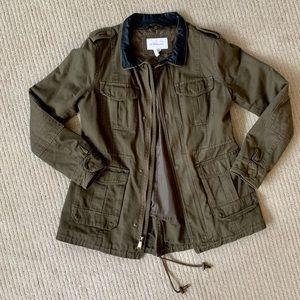 Military/Utility jacket by BCBG